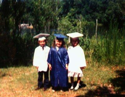 Kindergarten grads!